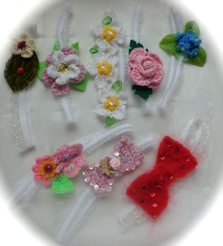 pretty baby girl headbands